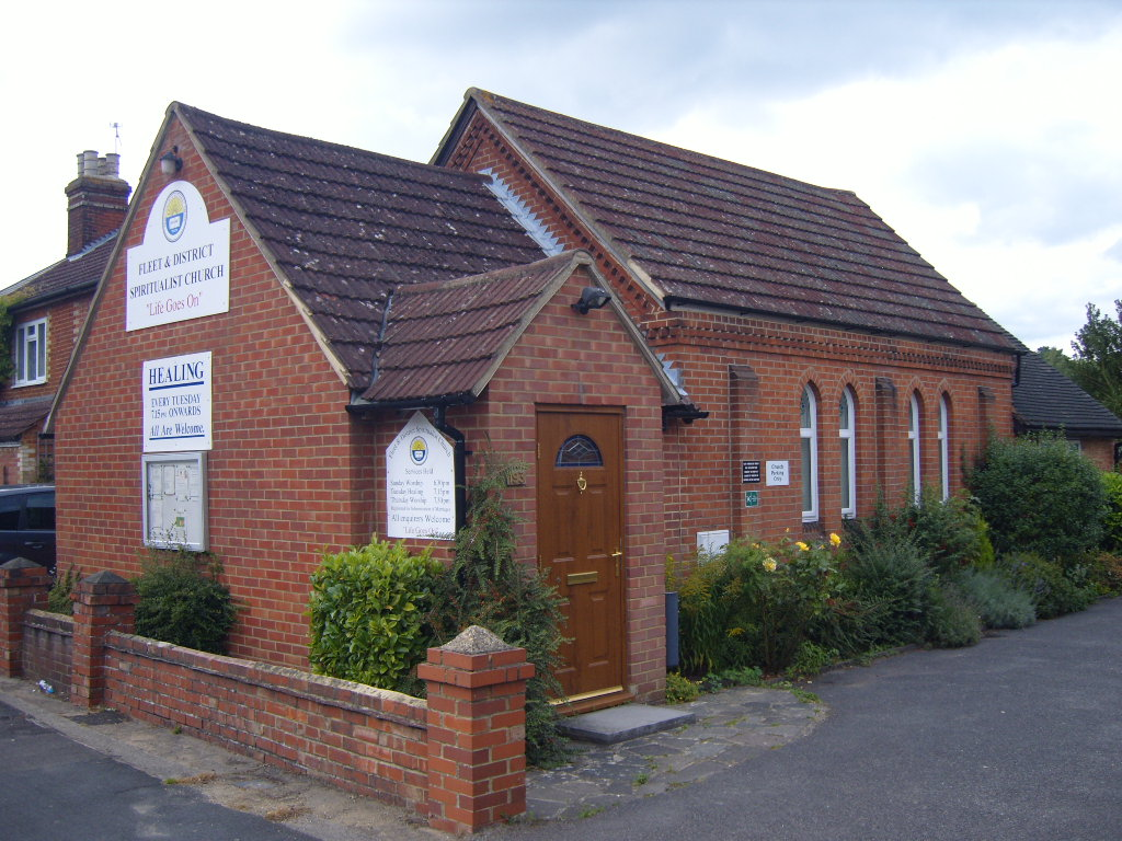 Fleet church